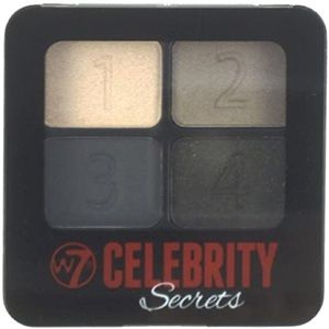 🌻3/$20🌻W7 Celebrity Secrets 4 steps  SMOKIN -New